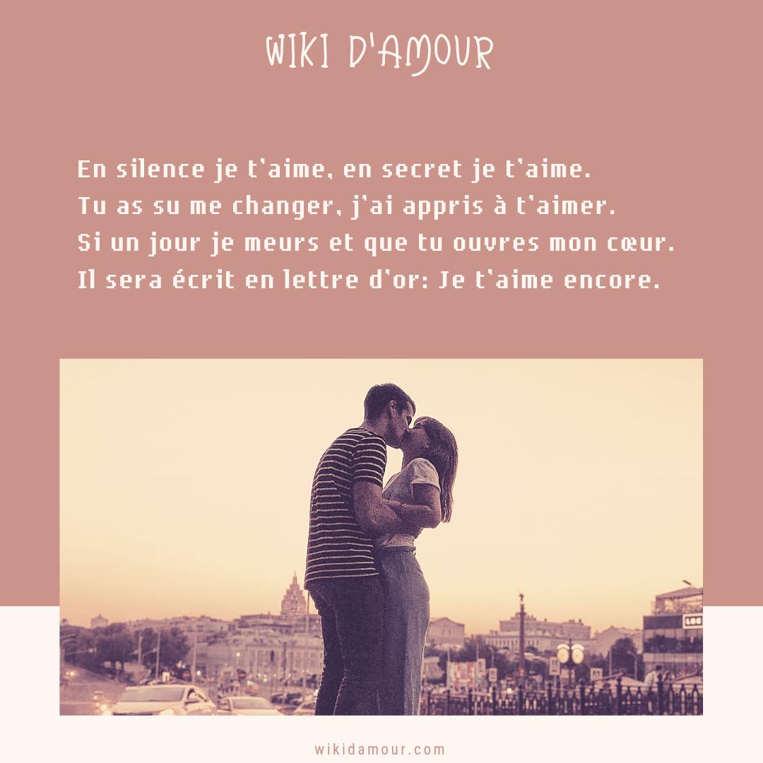 Les Meilleurs Texte d'Amour Pour Lui   Texte amour, Beau ...