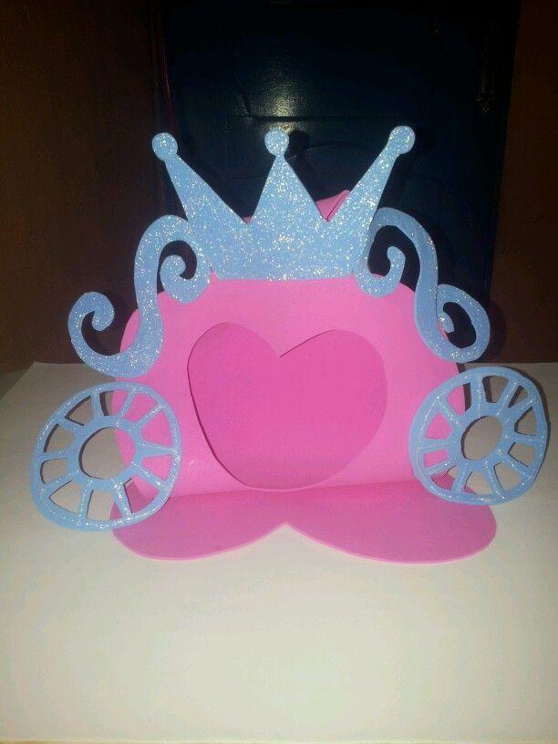 Preparativos para o niver da princesa Leticia #Carruagem #Cinderela
