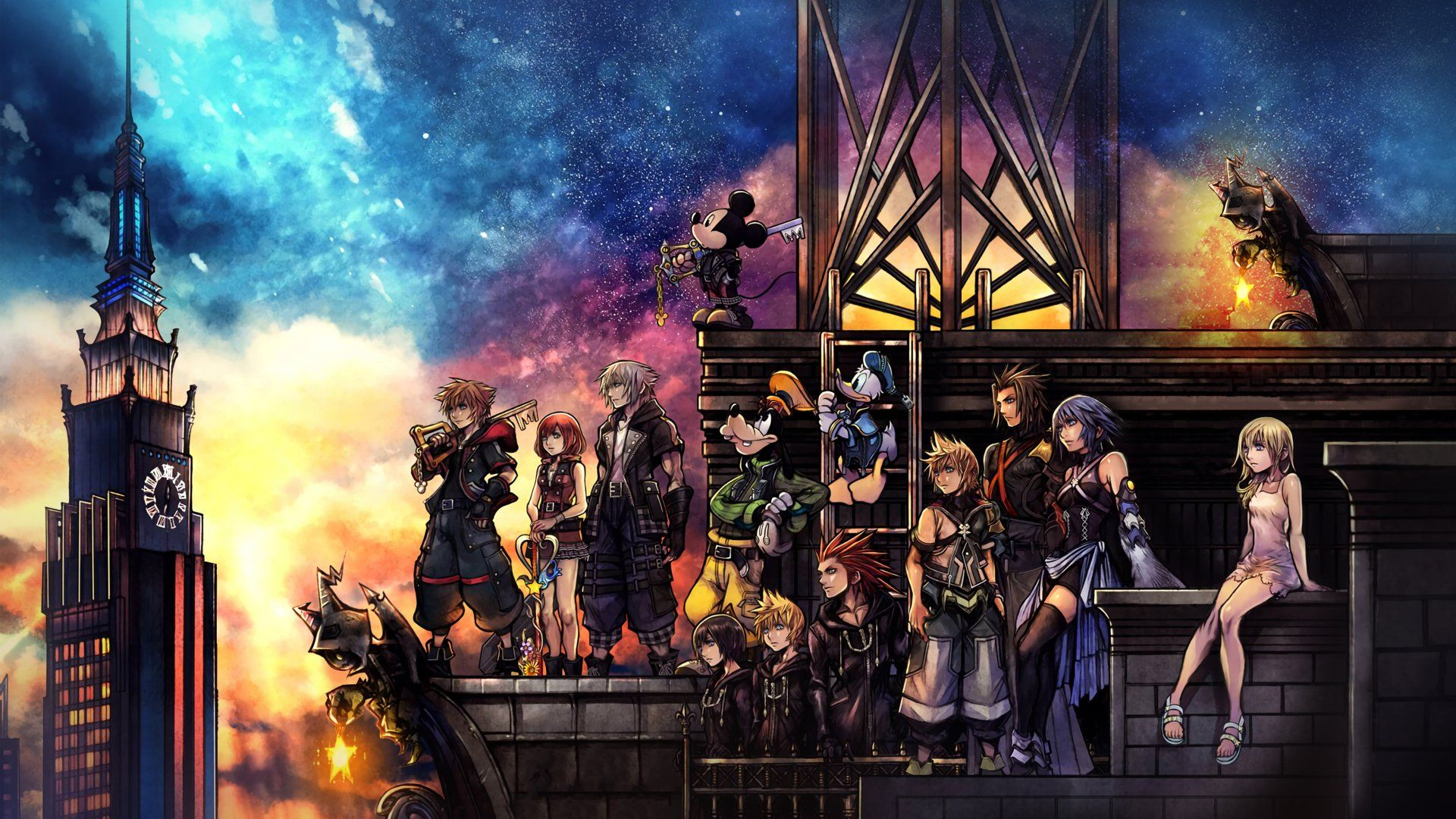 4008x2254 Kingdom Hearts Iii Wallpaper Background Image View Download Comment And Rate Wallp Kingdom Hearts Wallpaper Kingdom Hearts Terra Kingdom Hearts