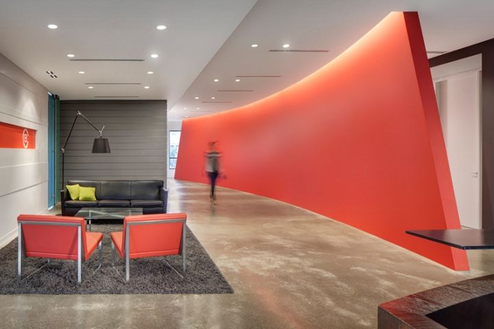 Carson Boxberger Office By ASD, Fort Wayne U2013 Indiana » Retail Design Blog