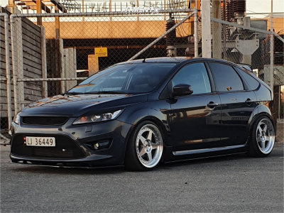 2010 Ford Focus Rs 3dr Fully Forged Revo Stage 4 Hatchback Petrol
