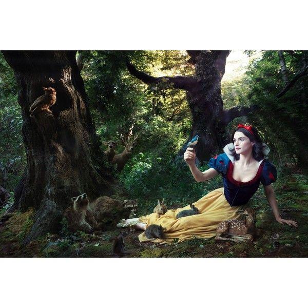 Disney Snow White Rachel Weisz ❤ liked on Polyvore featuring disney and snow white
