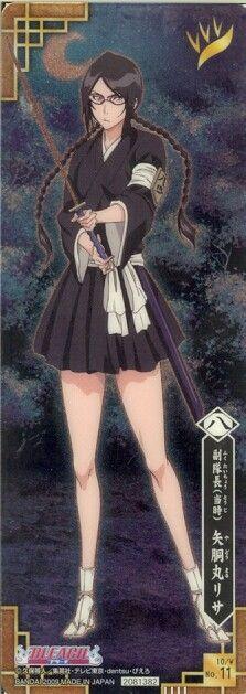Bleach Lisa Shinigami