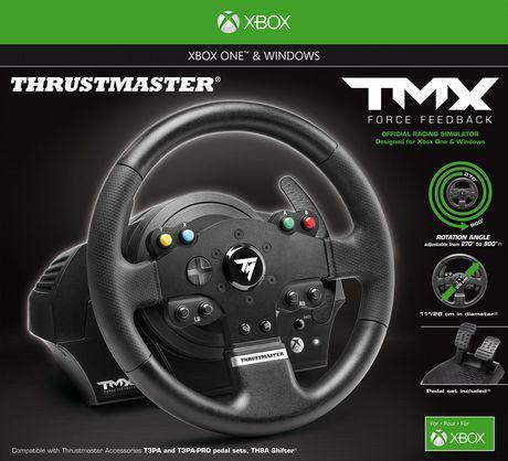 Thrustmaster Tmx Racing Wheel Black | Products in 2019