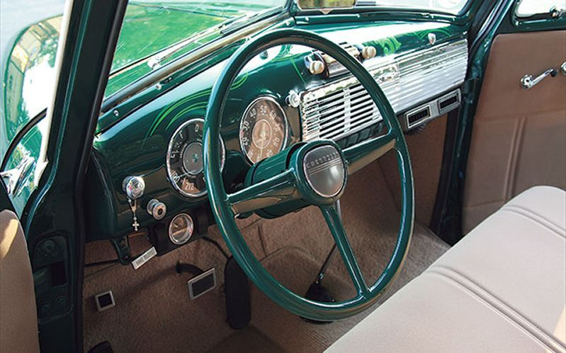 1951 Chevy Truck Dash 1951 Chevy Truck Interior 1951 Chevy Interior Dash Chevy Trucks 1951 Chevy Truck Classic Trucks