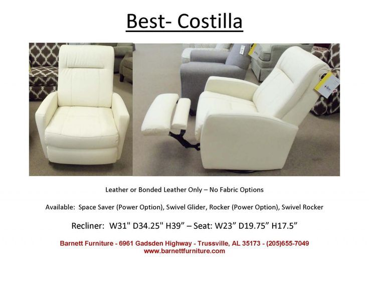 Wall Hugging Leather Recliner Best Costilla Recliner You Choose The Leather Or Bonded Recli Recliner Leather Recliner Rocker Recliners