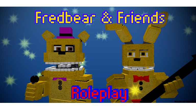 Five Nights At Fredbears Roblox Fredbear Friends Roleplay 4 2 17 Roblox Roleplay Game Pass Offensive Words