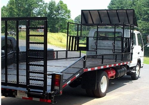 The Heavy Duty Landscape Truck Which We Offer Is Known For Its