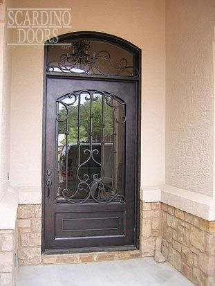 Learn about the wrought iron door design options from Scardino Doors in Atlanta. We offer & Learn about the wrought iron door design options from Scardino ...