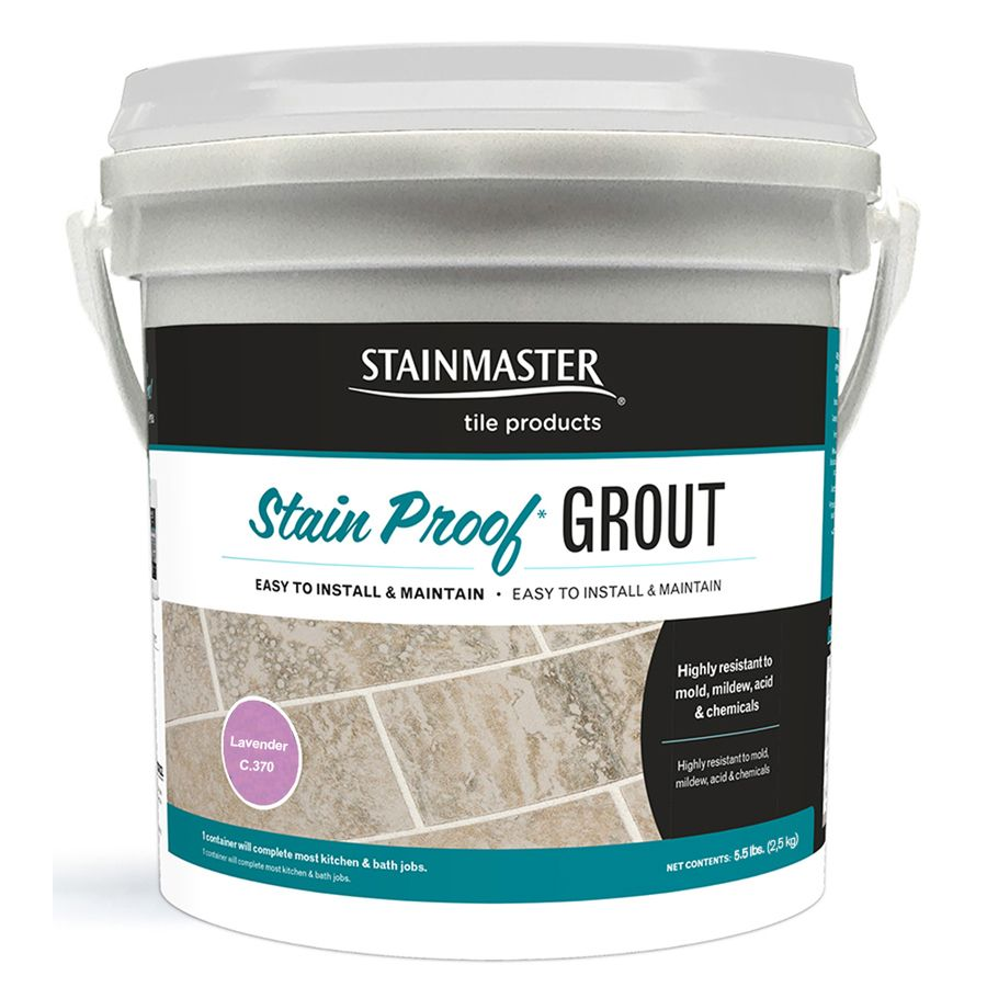 Shop Stainmaster 5 5 Lb Lavender Epoxy Grout At Lowes Com Epoxy