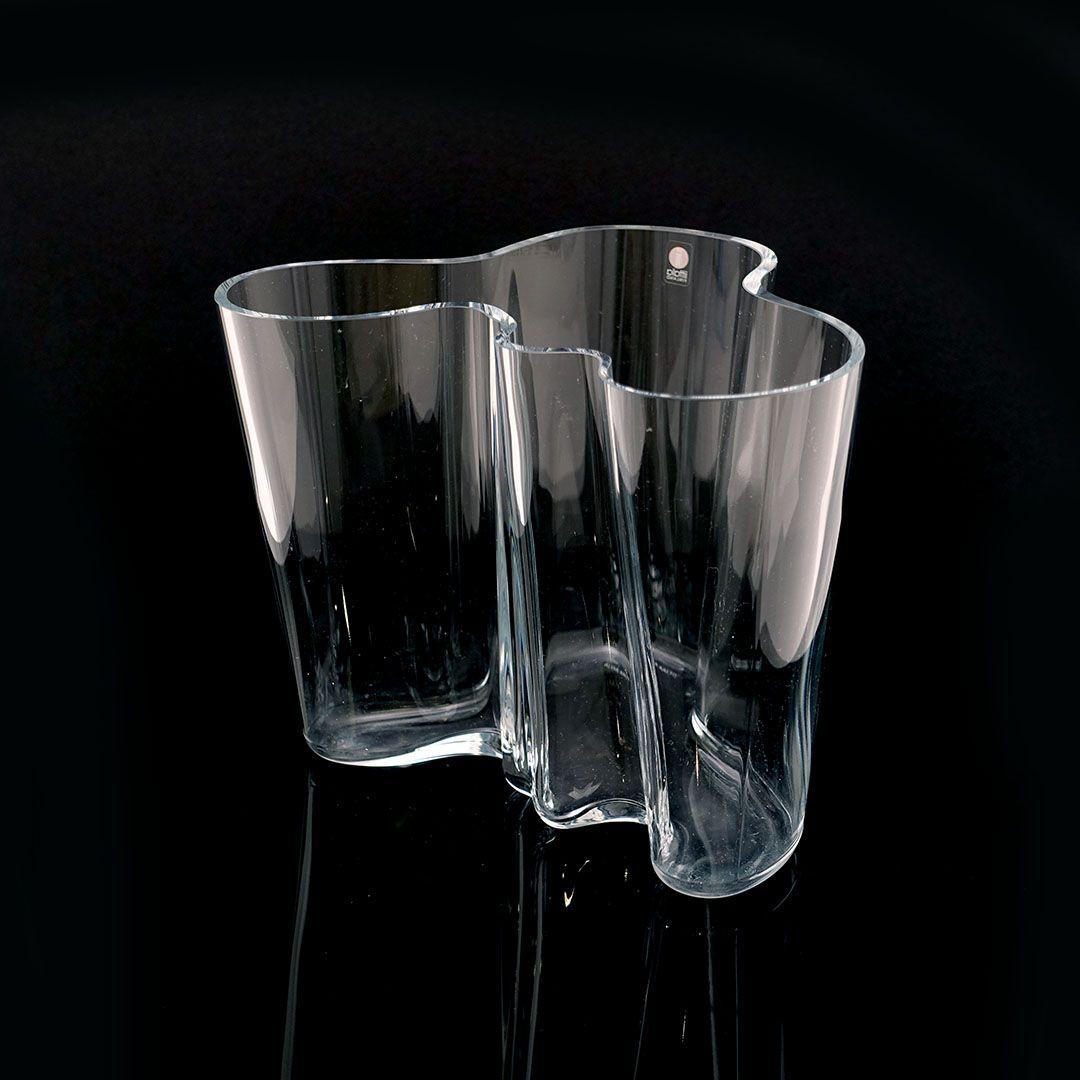 9 260 Alvar Aalto Vintage Large Savoy Iittala Vase
