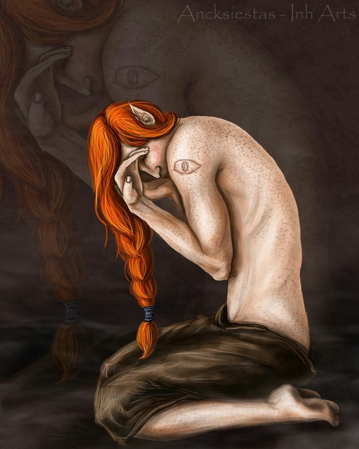Mairon by Ancksiestas