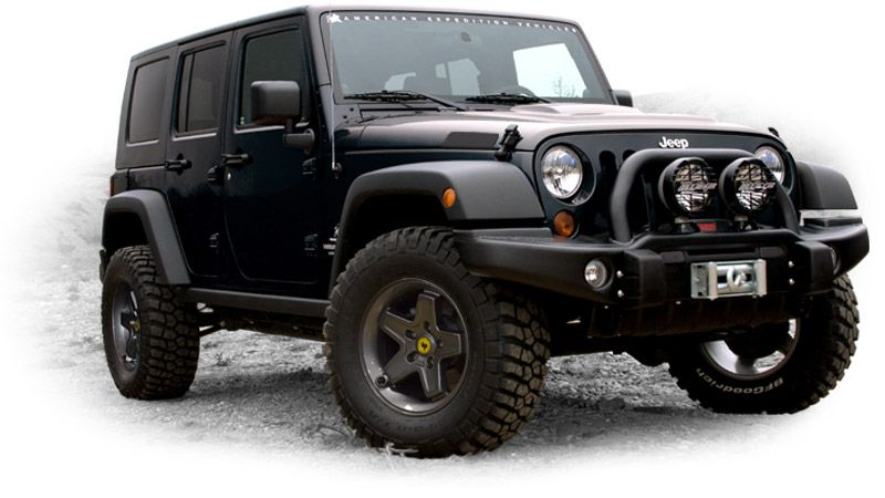 Aev Customs Jk Wrangler Build Price My Dream Car American