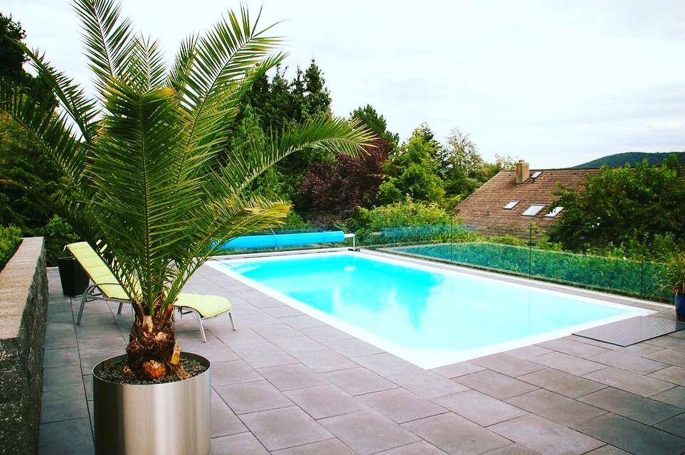 Schwimmbadbau - Für Ihren großen Traum vom eigenen Schwimmbad - schwimmbad im garten