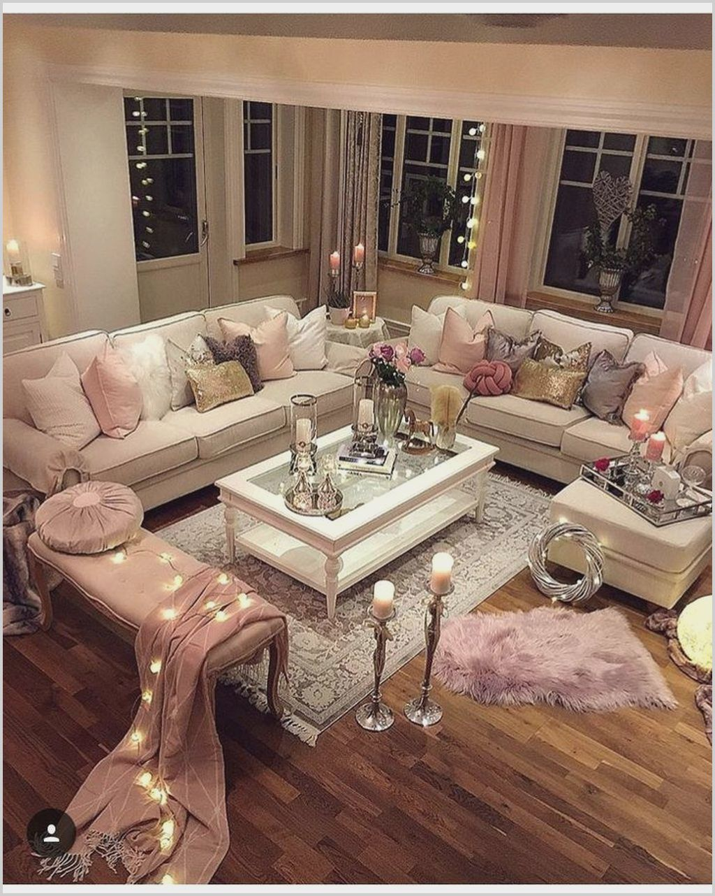 shabby chic paint colors for living room in 2020 pink on trendy paint colors living room id=56975