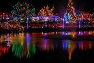 cc961c657941eaa8e718a8b7b0424eeb - Van Dusen Botanical Gardens Christmas Lights