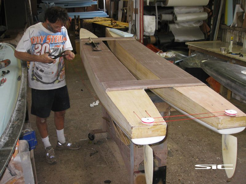stand up paddle board for fishing - Google Search | Small Boat, Paddle Board | Boat building ...