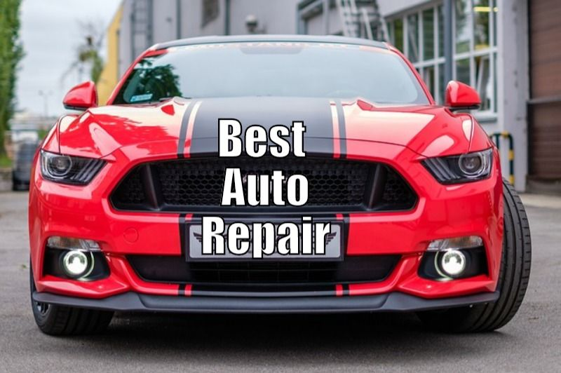 The Best Auto Repair Services & Mechanics Near Me and You ...