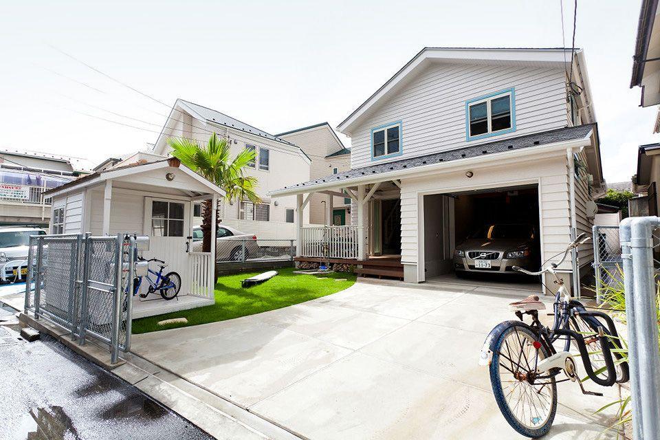 湘南茅ヶ崎 The Surfer S House Limited Edition カリフォルニア工務店 ホームウェア コンテナハウス ハウス