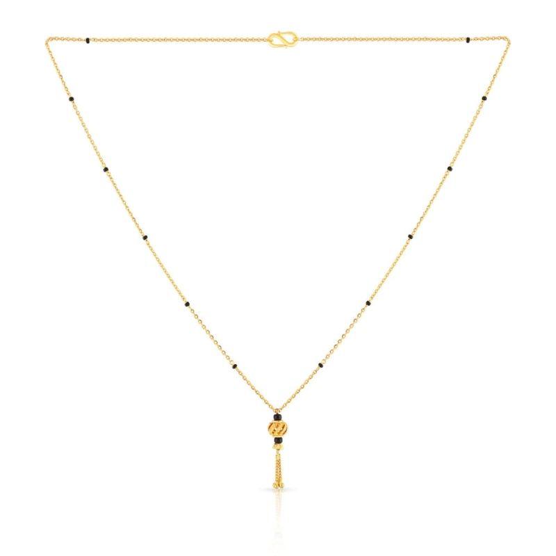 Trimsno022 Jpg 640 640 Pixels Malabargoldjewellery Gold Mangalsutra Designs Black Beaded Jewelry Online Gold Jewellery