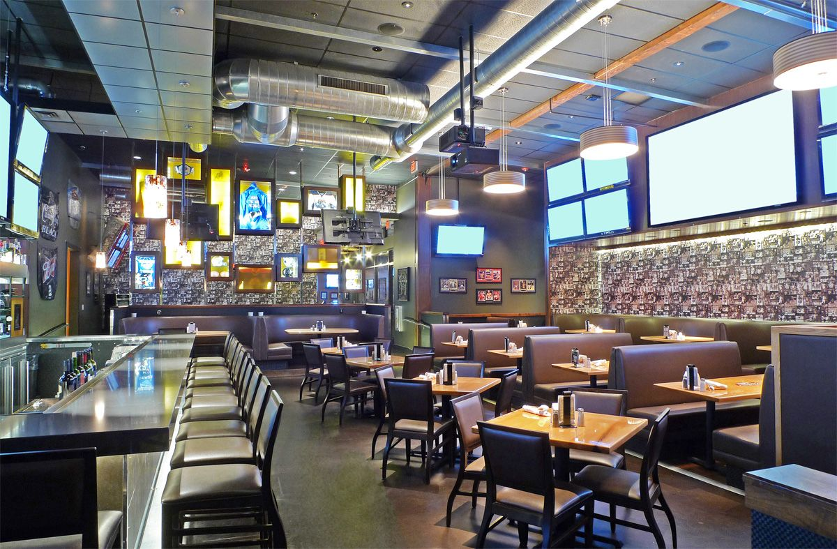 Sportswatch Grill Architect ADMG Companies Commercial