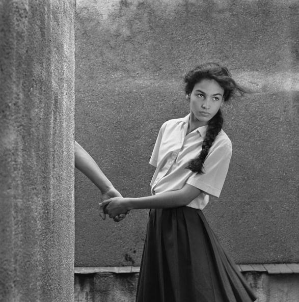 Black white photography · alberto garcía alix why that beautiful girl turns around