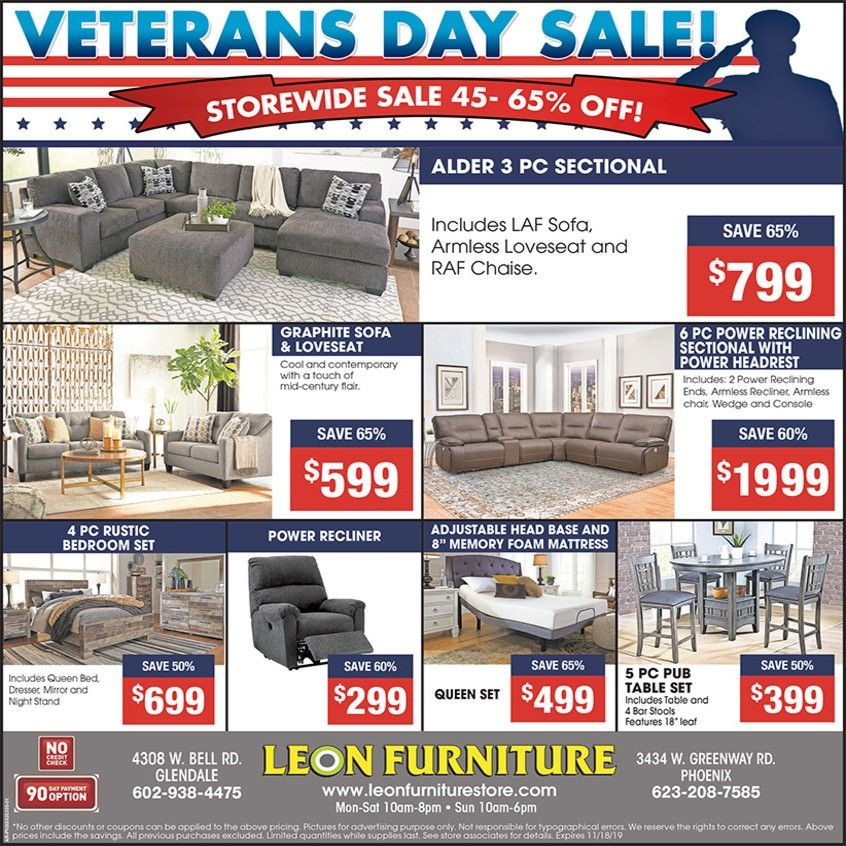 Veterans Day Sale Is Live. Get 45% To 65% Off On Home And