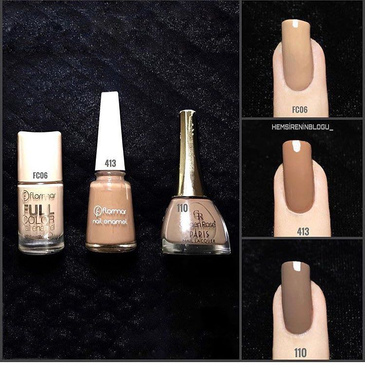 Dare to Go Bare: Four Hot Nude Nail Art Looks to Try Right