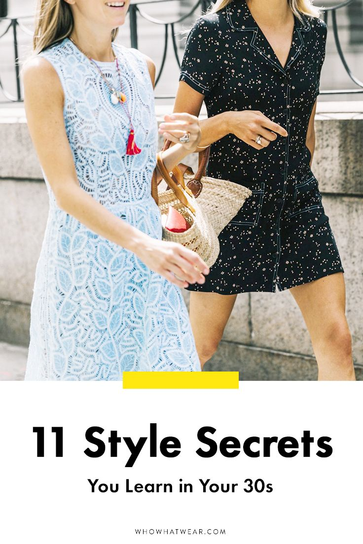Watch The Style Tips We Learned From Our Mums video