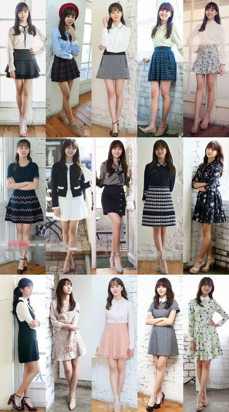 Cute Outfits  Kim so hyun fashion, Korean outfits, Korean fashion