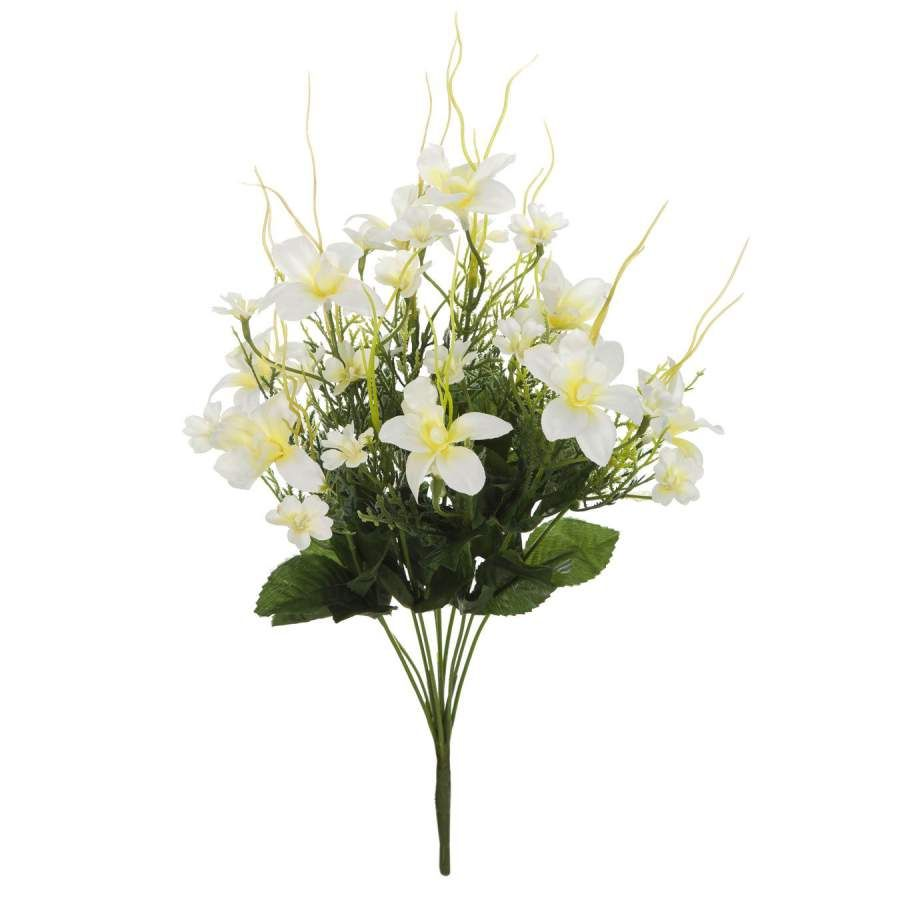 Ramos flores artificiales online ramo de flores for Plantas artificiales