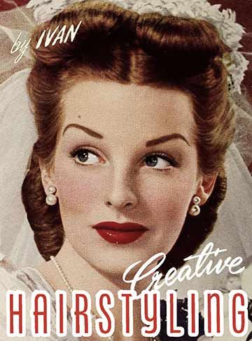 1940s Hairstyle Tutorials Vintage Makeup Guide 1940s Hairstyles 1940s Makeup Vintage Makeup