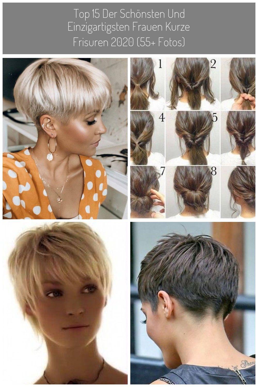 Top 15 Der Schonsten Und Einzigartigsten Frauen Kurze Frisuren 2020 55 Fotos Elegante Kleider Com Kurze Haa Kurzhaarfrisuren Haarschnitt Kurz Kurze Haare