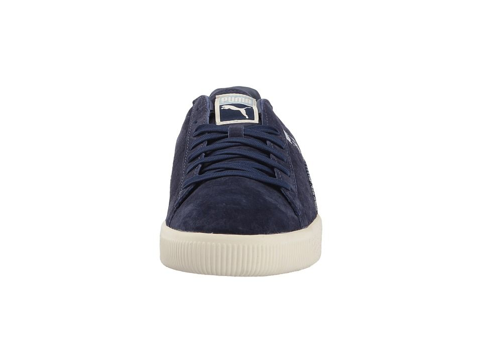 new product 6deb7 ae04e PUMA Clyde Marine FM Men's Shoes Peacoat | Products | Shoes ...