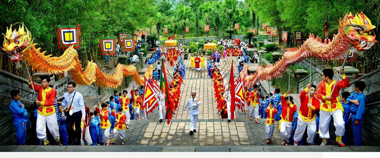Lễ giỗ tổ Hùng Vương 2016
