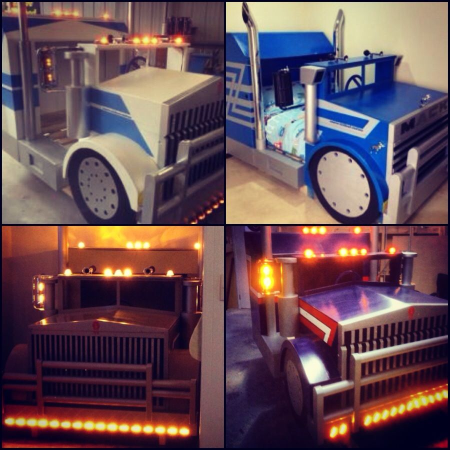 Toddler boy truck bedroom ideas - Awesome Kids Truck Beds Custom And Handmade In Australia Checkout Creativechildhoodcreations Com Au Truck Bedboy