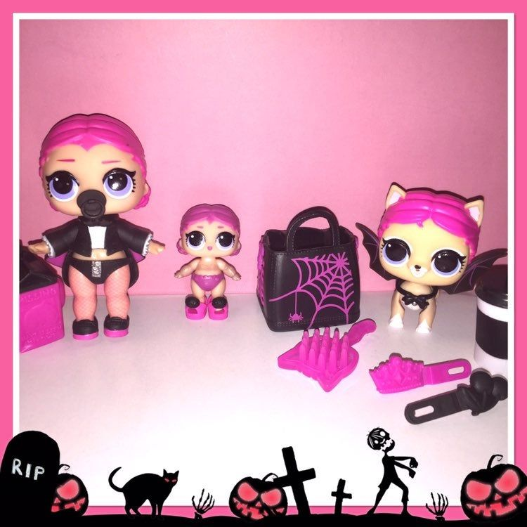 Spicy Kitty Series 3 Wave 2 L O L Surprise Doll Pets Lol Dolls Kitty Coloring Doll Drawing