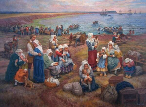Was the Acadian Expulsion Justified?