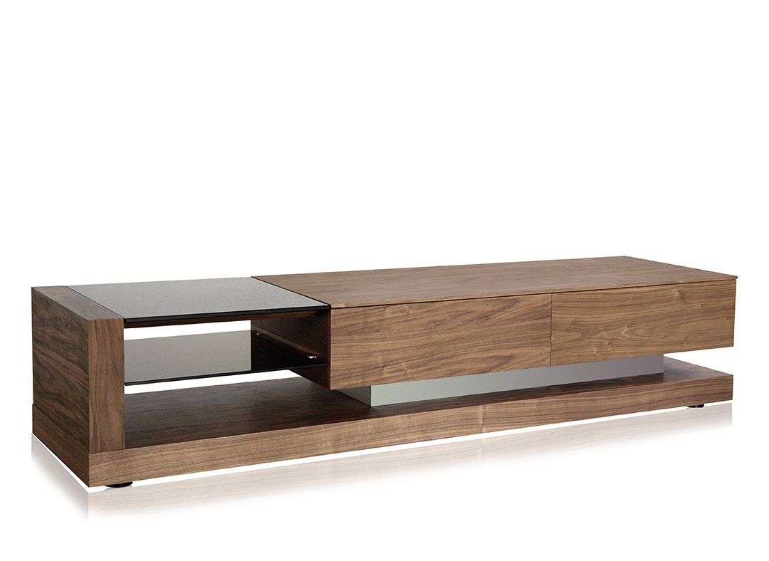 Modern Furniture Tv Stands liam mid century modern tv stand walnut | greggs projects