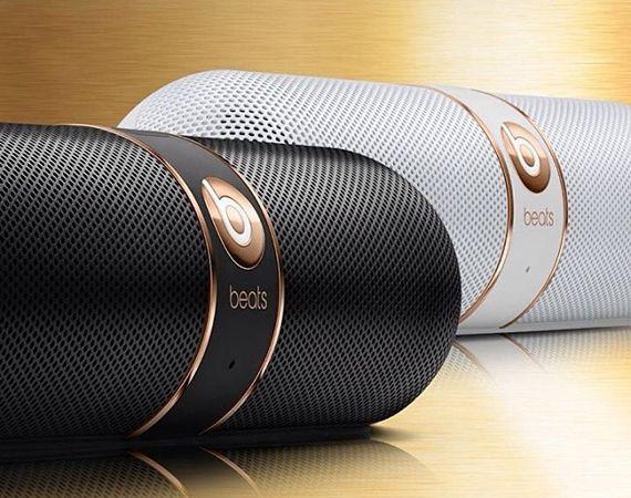 Beats By Dr Dre Pill Wireless Speaker Rose Gold Beats Pill