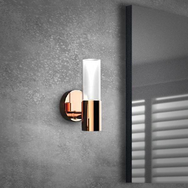 Copper Vanity Wall Light Wall Lights Bathroom Wall Lights Copper Wall Light