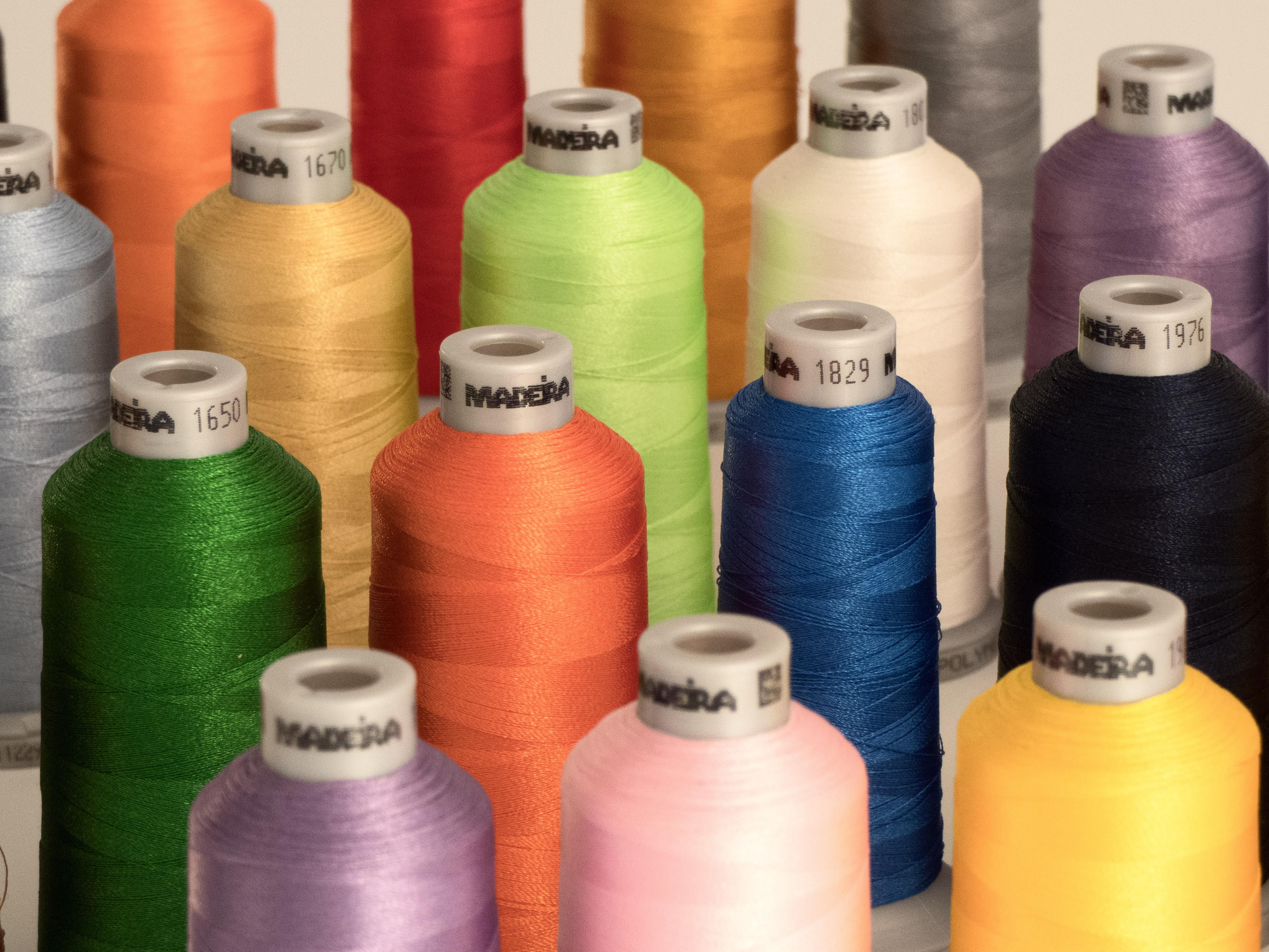 What Machine Embroidery Thread Should I Buy and Use ...