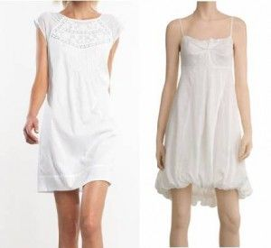 1000  images about white linen dresses on Pinterest - Embroidered ...