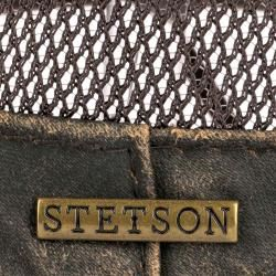 Photo of Mesh Crown Stoffhut by Stetson StetsonStetson