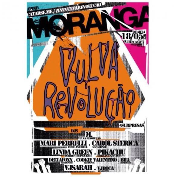 #VEJA Moranga Vulva Revolução #agenda @paroutudo via ParouTudo http://ift.tt/1TkStF2 #Raynniere #Makepeace