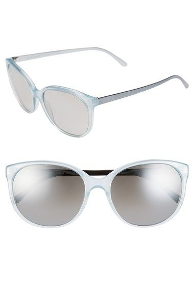 baecf850446 Burberry 55mm Retro Sunglasses available at  Nordstrom