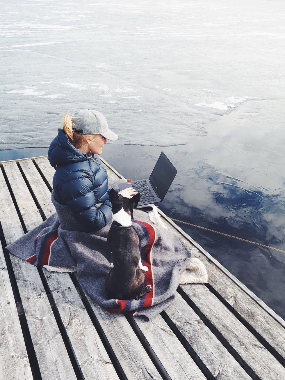 lainahöyhenissä - Blogi | Lily.fi | ASUS ZenBook UX305