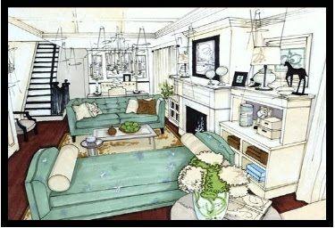 Candice Olson Interior Design Interior good + glam: design 101 | for design students | pinterest