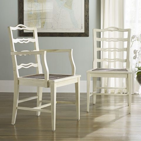Dunmore Chairs Coastal Dining Cottage Chairs Rattan Cane Sale