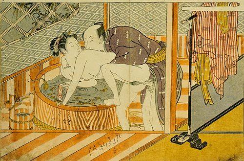 art Shunga erotic